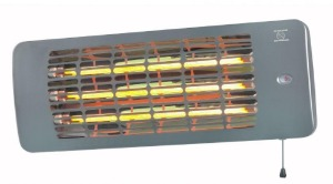 Eurom heater hangend