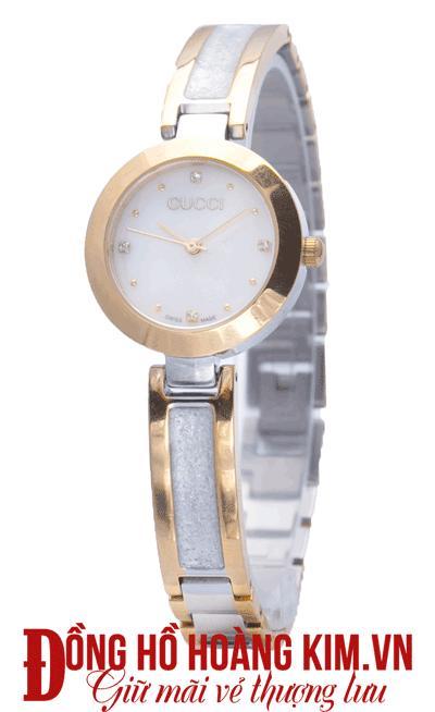 đồng hồ nữ giảm giá 8/3 dây sắt