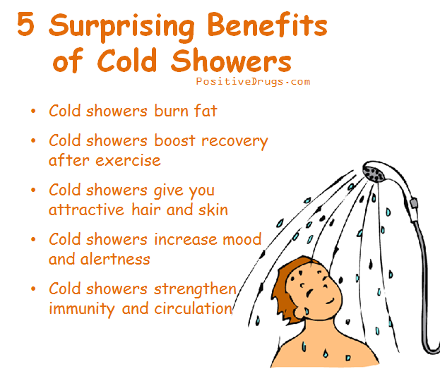The 30second shower trick that puts your body in fat