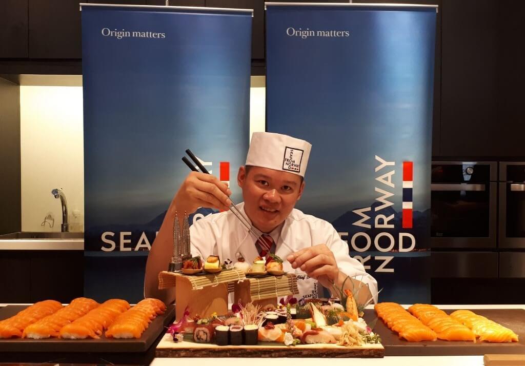 Cef Sky Tai Sushi