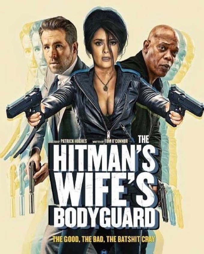 The Hitman's wife's bodyguard Full HD Movie 2021 Download