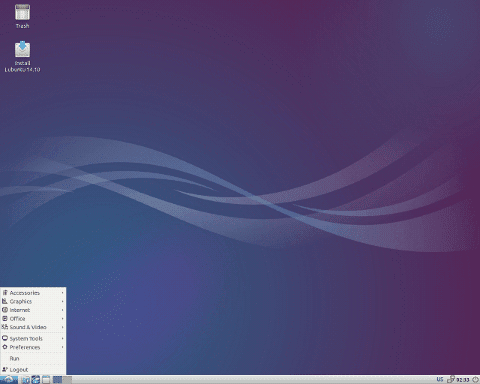 5 Rekomendasi OS Linux Untuk Notebook / RAM Rendah Lubuntu