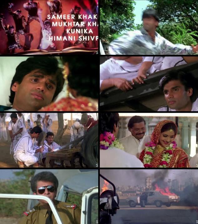 Takkar 1995 Hindi 480p HDRip