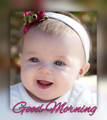 good morning baby girl images download