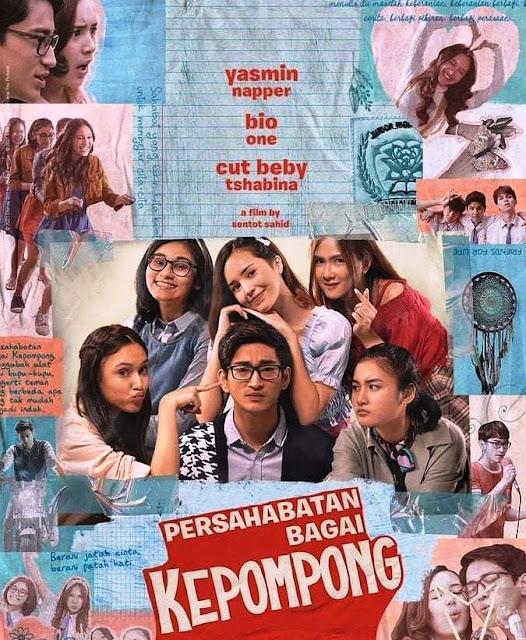 31 Nama Dan Biodata Pemain Film Persahabatan Bagai Kepompong 2021 Lengkap