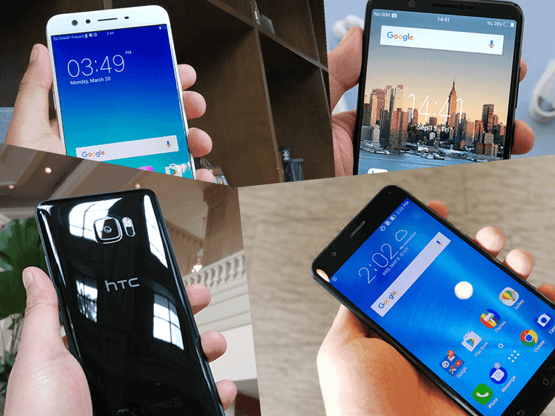 GIZGUIDE Holiday Buyer's Guide: Smartphones Under PHP 24K