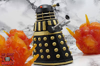 "Custom 'The Curse of Fatal Death"" Black Dalek 22"