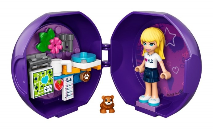 Heartlake Times: 5 *new* LEGO Friends Pods!