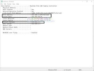 mengatur port forwarding pada zte f660 - gambar 2