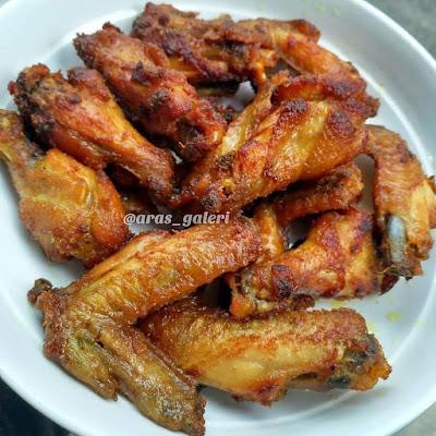 Resep Olahan Ayam - Chicken Wings