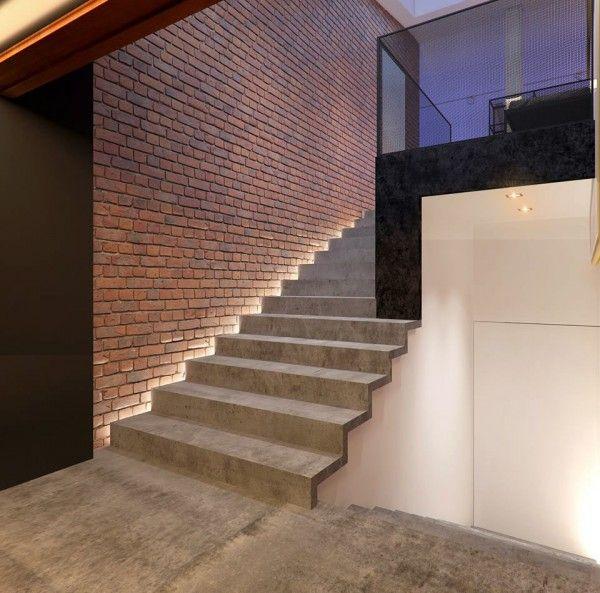 staircase lobby design