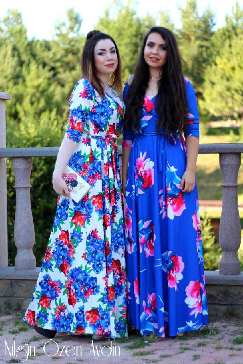 alışveriş-moda blogu-çiçekli maksi elbiseler-Maksi boy elbiseler-Lovelywholesale-fashion blogger