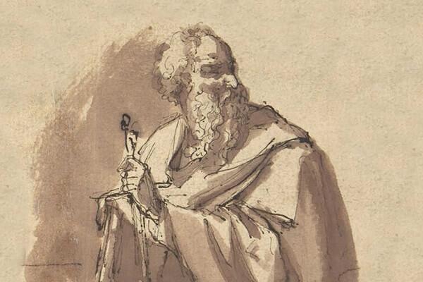 Πράξεις κ' 16-18, 28-36 - Ο Απόστολος μιλάει στους πρεσβυτέρους της Εφέσου