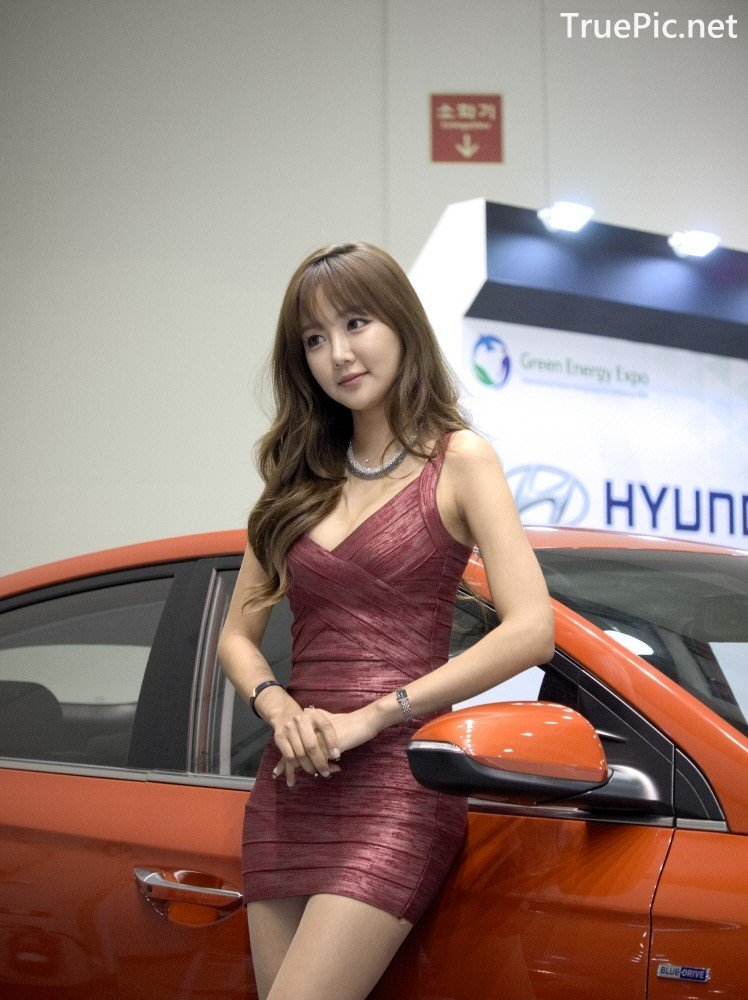 Image Korean Racing Model - Jo In Young at Green Energy Expo - TruePic.net - Picture-8