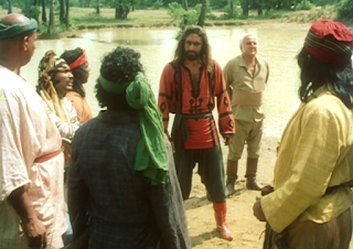 Fotograma de la serie Sandokán