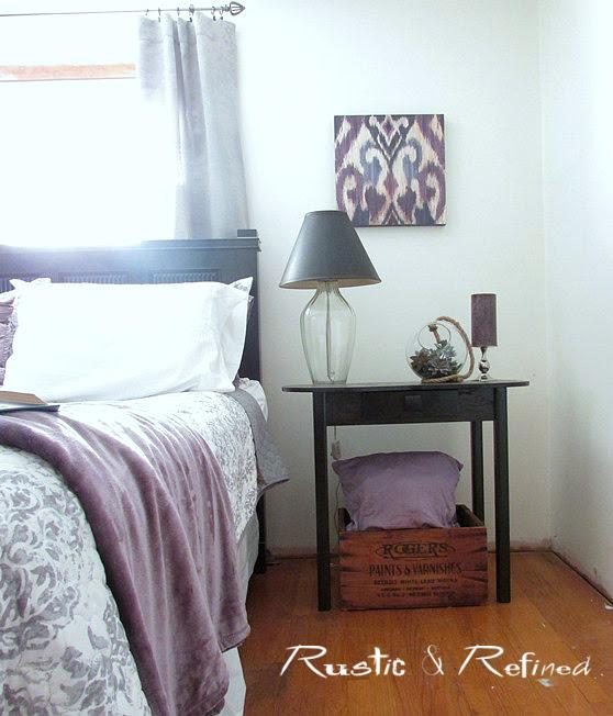 Master Bedroom Update Rustic Refined