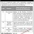 Public Sector Organization Development & Infrastructure Karachi Jobs