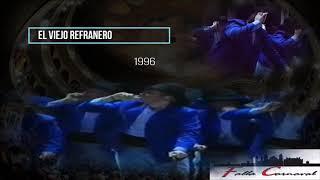 """Pasodoble con Letra """"La Muerte sobrevoló"""". Comparsa """"El Viejo Refranero"""" (1996)"""