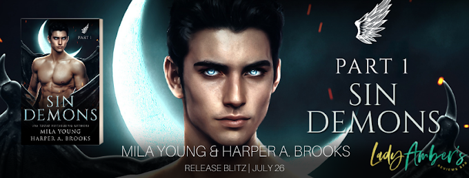 Release Blitz - Sin Demons by Authors: Harper A. Brooks & Mila Young  @HarperABrooks  @MilaYoungAuthor  @agarcia6510