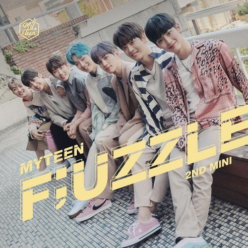 MYTEEN – F;UZZLE – EP