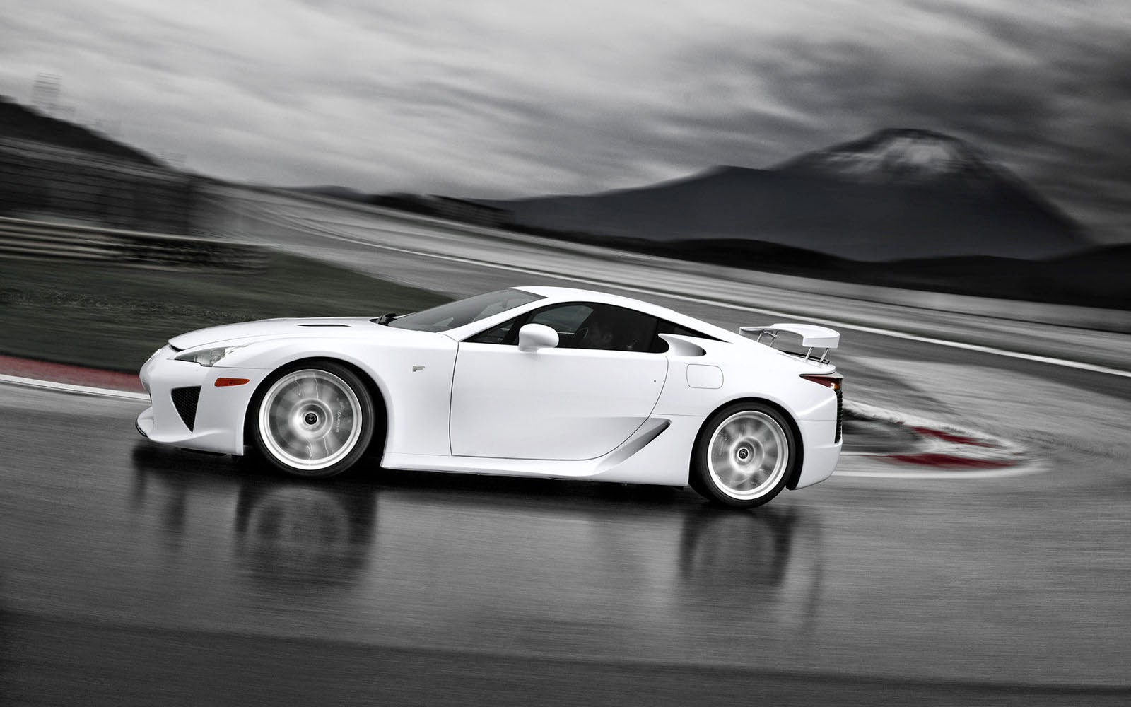 wallpapers lexus lfa - photo #5