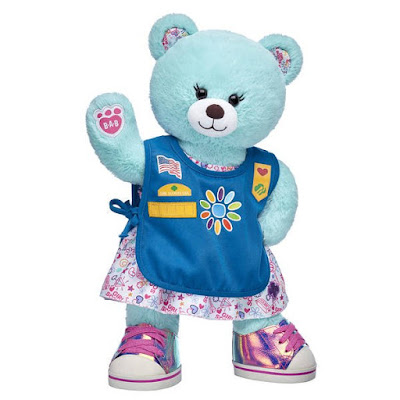 Thin Mints® Cookie Bear Daisy Doodle Gift Set