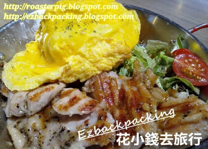 天水圍韓式定食下午茶