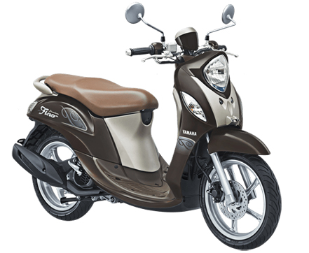 Harga Yamaha Fino 125 Blue Core