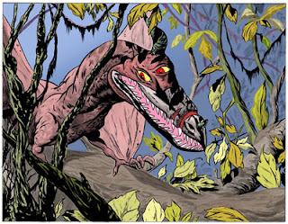 Dino Beasts - Monster