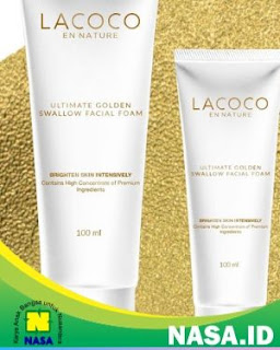 Ultimate Golden Swallow Facial Foam Lacoco