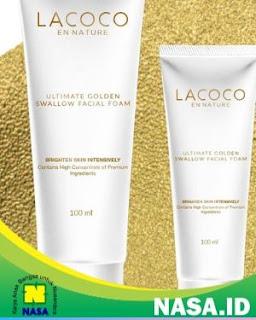 Ultimate Golden Swallow Facial Foam Lacoco