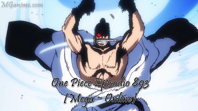 One Piece Episodio 893 [Mega ~ Online]