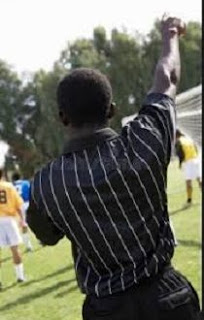 Serious Drama As Referee Kills Player During Football Match