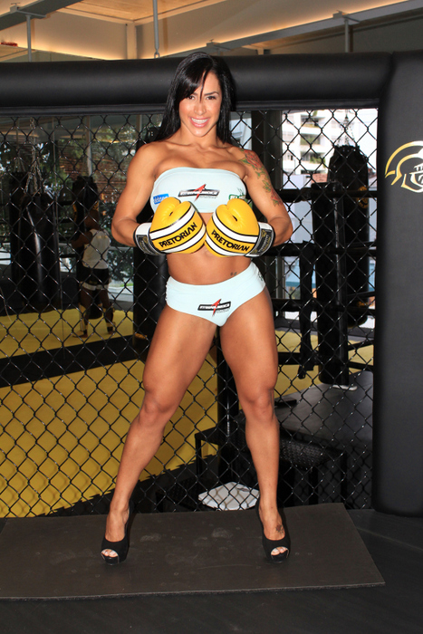 Fabiana Frota - Jungle Fight Championship 2012