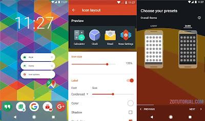 Nova Launcher Android