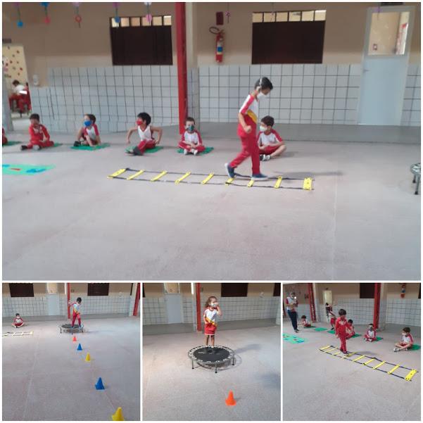No CSJD a Educação Infantil torna-se um eterno brincar, cheio de desafios e aprendizagens
