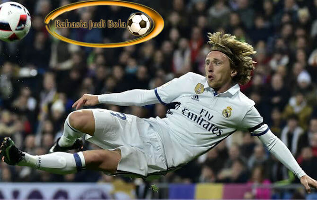 Luka Modric_RahasiaJudiBola