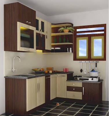 Ide Model Desain Dapur Minimalis Yang Memukau