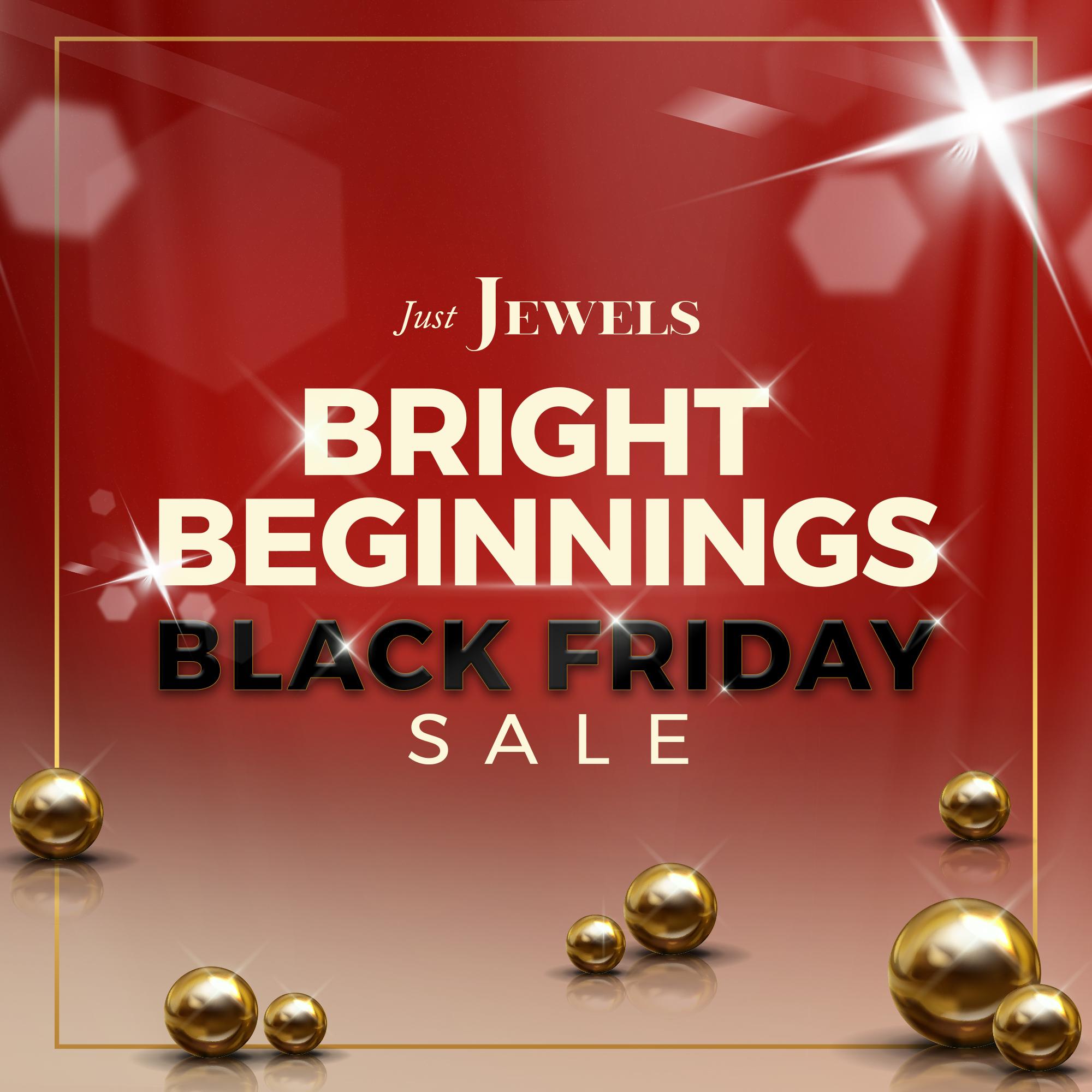 Just Jewels, Black Friday sale, jewelry