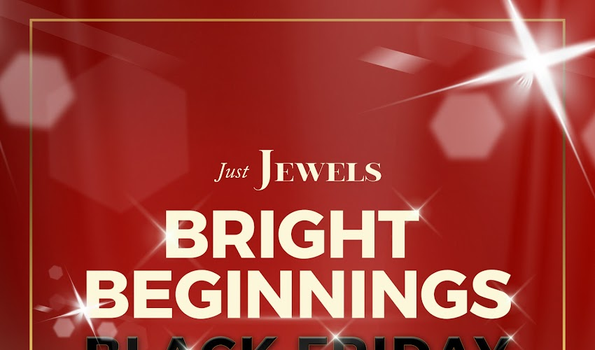 #BlackFridaySale: Just Jewels + How Investing with Jewelry Pay Dividends