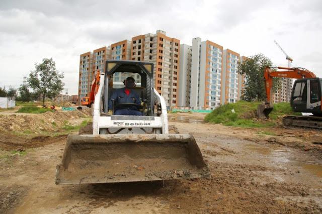 68% de las construcciones reiniciaron obras en Colombia