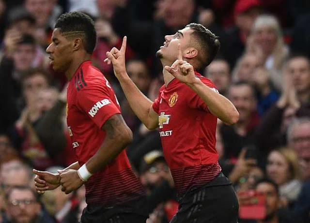 اهداف وملخص مباراه ساوثهامتون ومانشستر يونايتد في الدوري الانجليزي 31-8-2019
