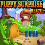 Games4King Puppy Surprise Escape