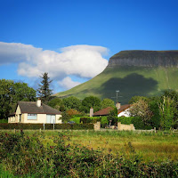 Photos of Ireland: Pictures of Benbulbin