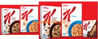 Logo Gioca e vinci un anno di prodotti Kellogg's Special K