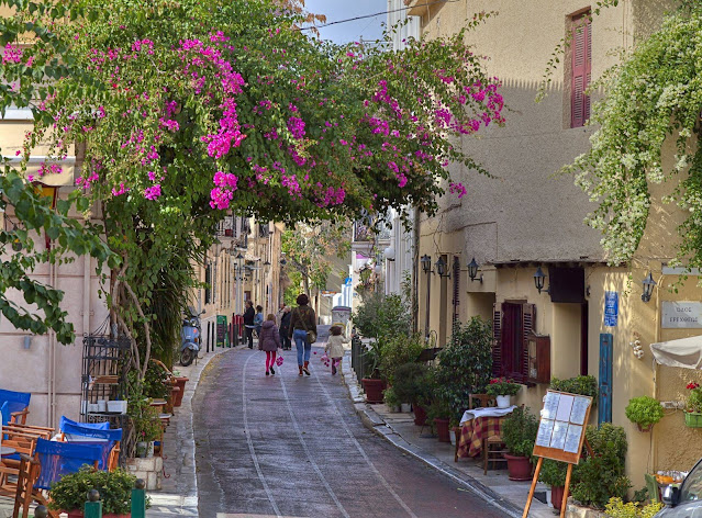 Sauntering through the streets of Athens hides a myriad of treasures