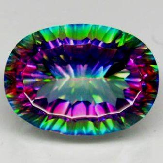 Natural Rainbow Quartz Lp253 Victory Gemstone