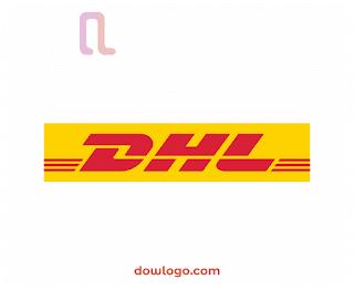 Logo DHL Vector Format CDR, PNG
