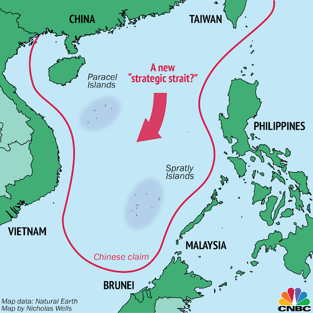 Beijing gave up South China Sea rights after signing UN treaty, Chuck Hagel says