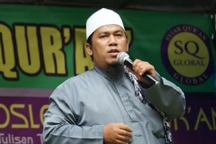 Ustadz Bernard Abdul Jabbar Ditangkap Polisi di Jalan Tol Pukul 03.00 Dinihari